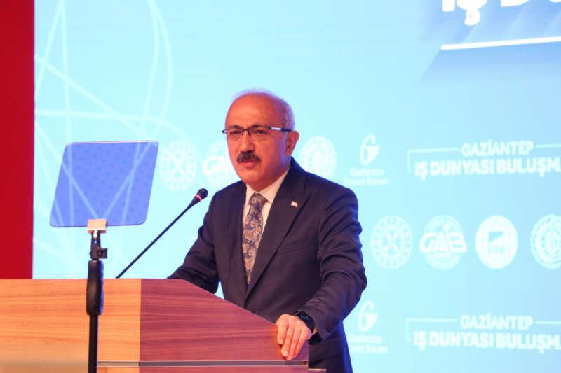 Bakan Elvan: Büyüme için ekonomi diplomasisini kullanacağız