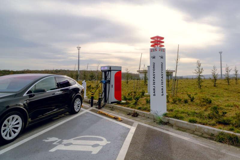 Bayramda elektrikli şarj istasyonları Türkiye genelinde hizmet verecek