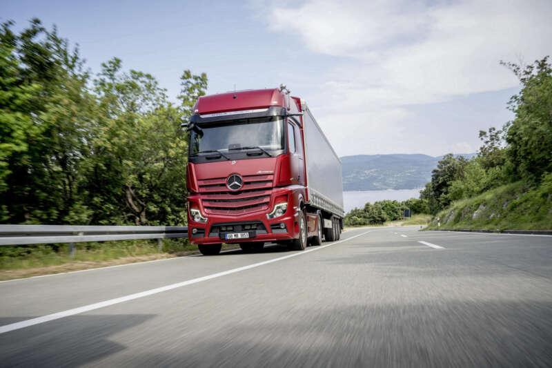 Mercedes-Benz Türk, 6 aylık sonuçlarını paylaştı
