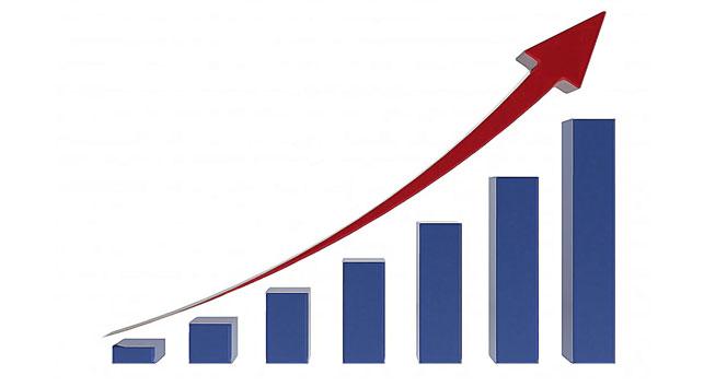 Reel kesim güven endeksi 1,8 puan arttı