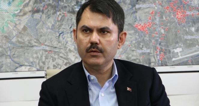 Bakan Kurum: 'Bartın, Kastamonu ve Sinop'ta köy evlerimizle birlikte 1114 konut üreteceğiz'