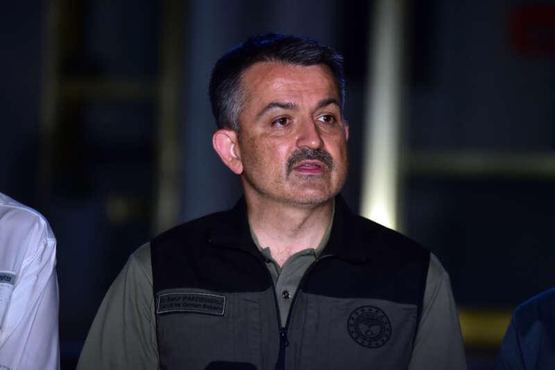Bakan Pakdemirli açıkladı: Yangından zarar görenlere hasar ödemeleri gerçekleştirilecek