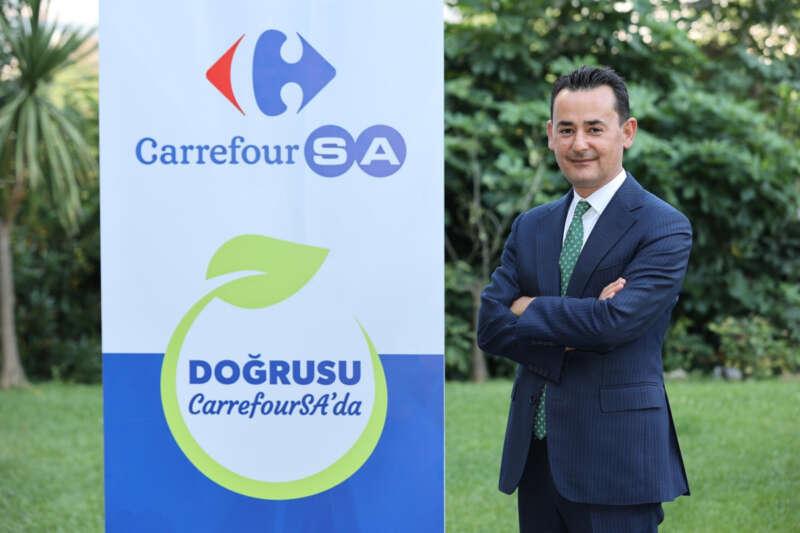Finansal yapısını güçlendiren CarrefourSA, yatırımlarına devam ediyor