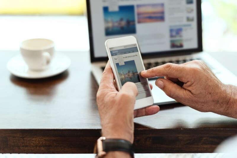 İnternette en çok haber siteleri ve video içerikleri görüntüleniyor