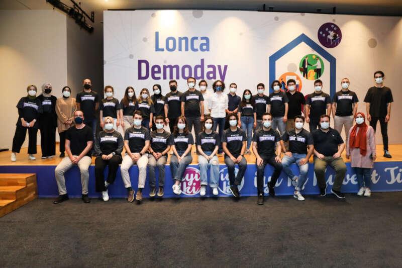 Lonca'dan mezun olan girişimci ekip sayısı 60'a ulaştı