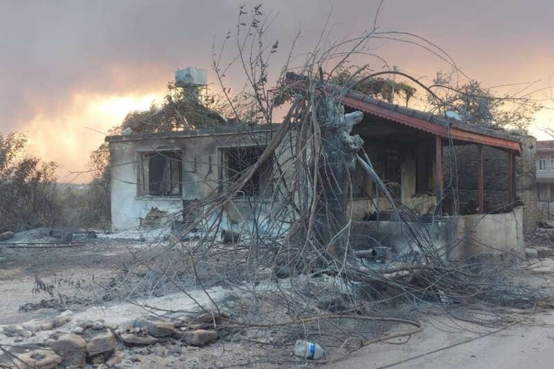 TARSİM'den yangın ve sel hasarları hakkında son durum değerlendirmesi