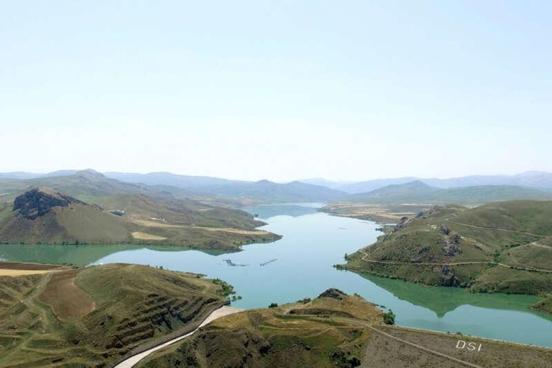 Tercan Baraj Gölü balık üretim üssü olacak