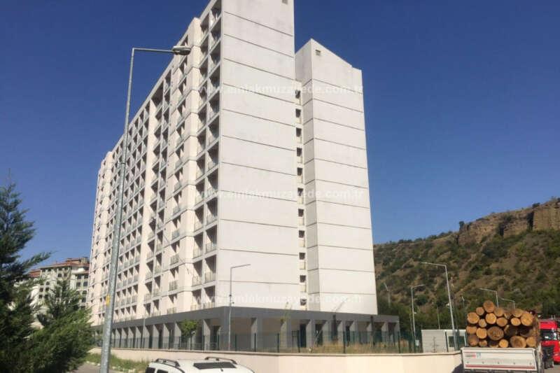 TOKİ'den kaçırılmayacak yatırım fırsatı; 476 odalı yurt binasını satışa çıkarıyor