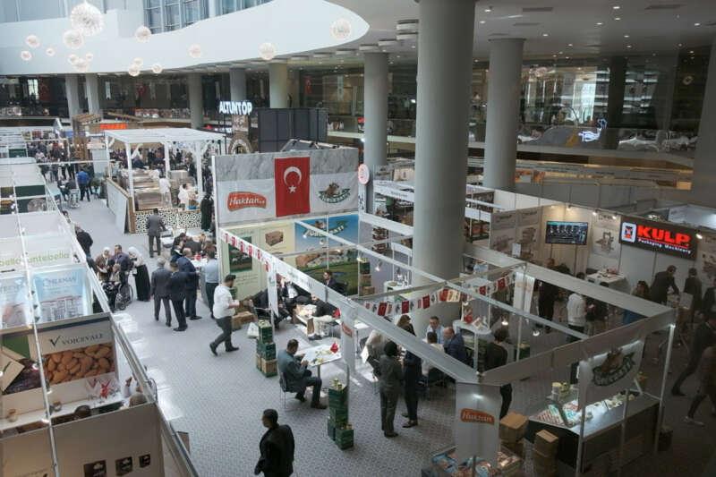 Türk-Arap Gıda ve Tarım Fuarı açılıyor