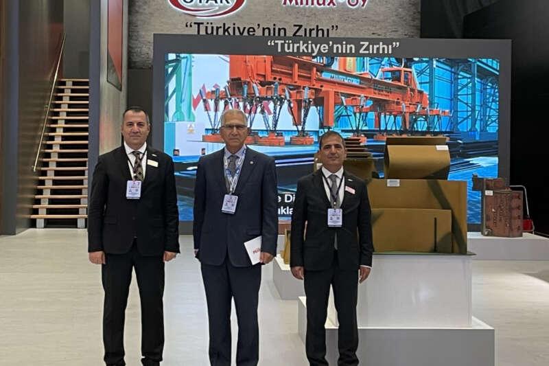 Türkiye'nin zırh çeliğini üreten Miilux OY teknoloji ürünlerini İDEF21'de sergiliyor