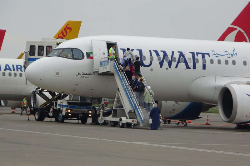Arap turistlerin ülkelerine geri dönüşleri başladı