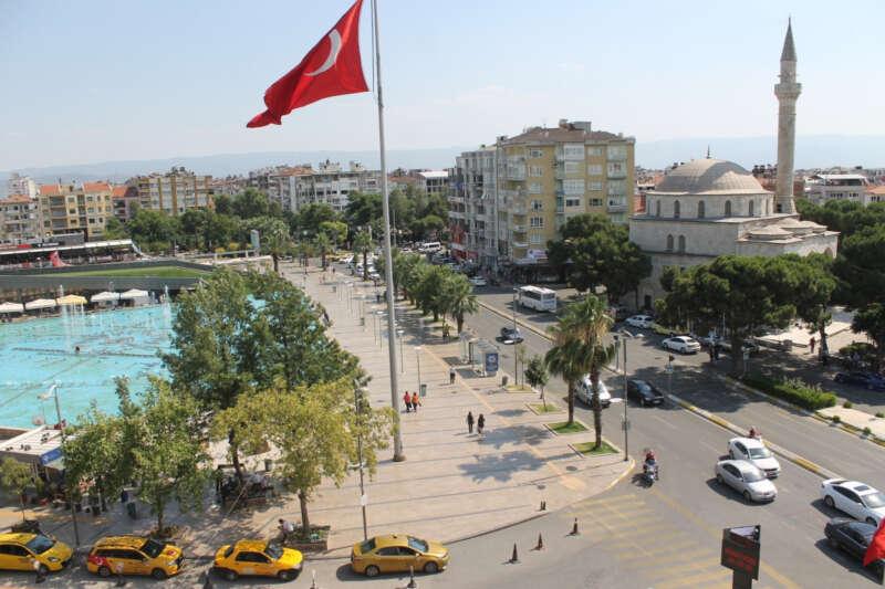 Aydın'da ithalat ve ihracat arttı