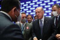 Cumhurbaşkanı Erdoğan, ihracat şampiyonu firmayı kutladı
