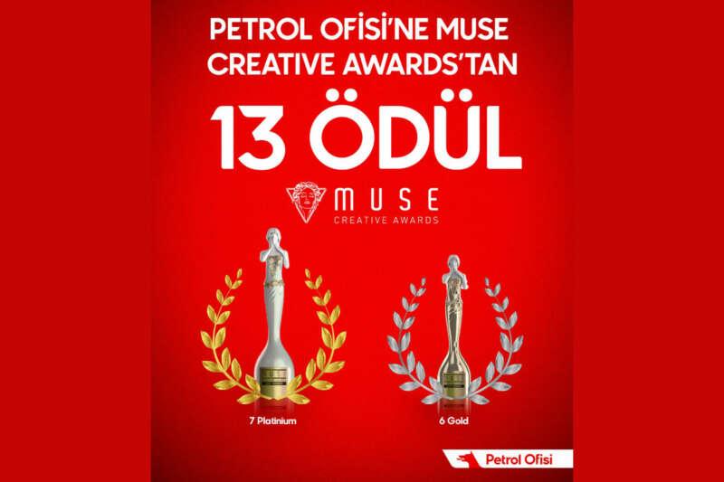 Petrol Ofisi'ne 13 ödül birden