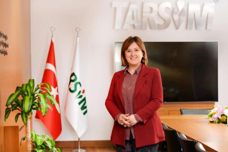 TARSİM Genel Müdürü Serpil Günal: 'Tarım sigortasız olmaz'