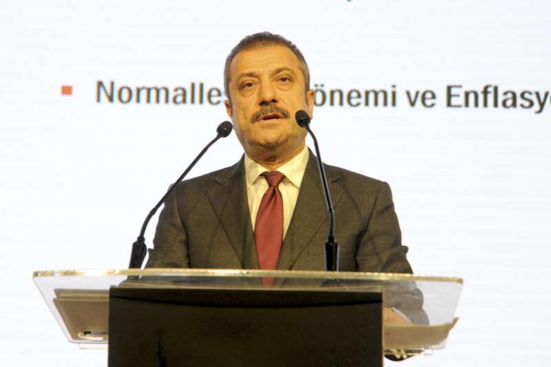 TCMB Başkanı Kavcıoğlu'ndan gıda fiyatlarında artışa ilişkin açıklama