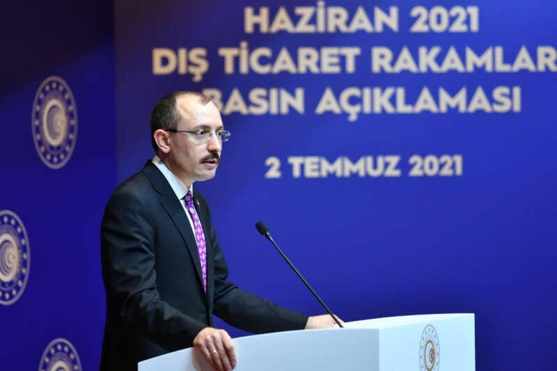 Ticaret Bakanı Muş: 'Asla müsaade etmeyeceğiz'