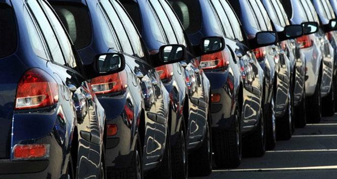 Trafiğe kaydı yapılan taşıt sayısı yüzde 18 azaldı