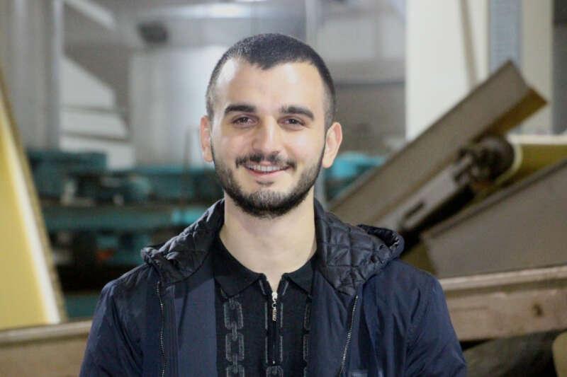 24 yaşındaki fabrika sahibi Yasin Sönmez: 'Gençlerimizin en büyük problemi iş beğenmeme'