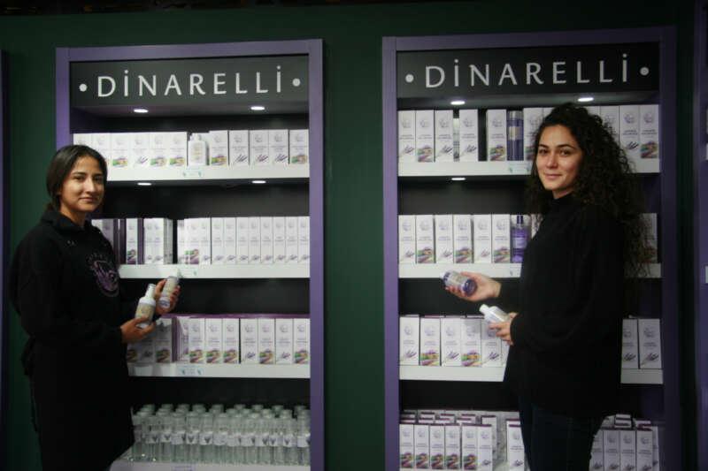 Avrupalı kadınların kozmetik ürünleri bakın hangi ilçeden gidecek