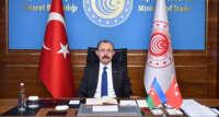 Bakan Muş: 'Türkiye'nin dünya ihracatından aldığı pay ilk kez yüzde 1'in üzerine çıktı'