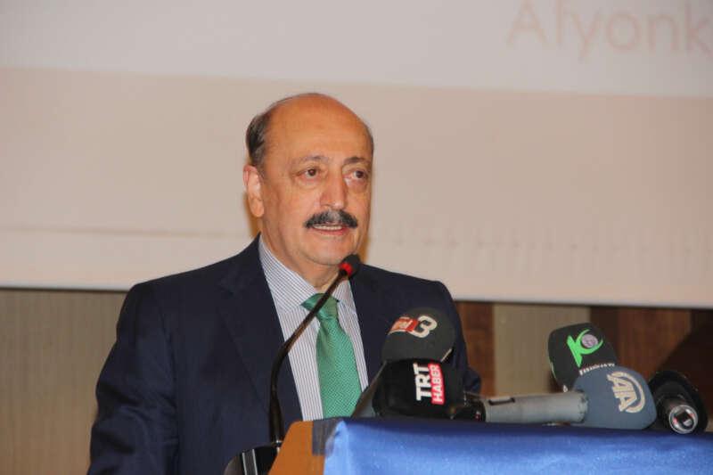 Çalışma ve Sosyal Güvenlik Bakanı Vedat Bilgin'den 'Zam' açıklaması