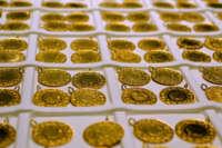 Çeyrek altın 850 lira