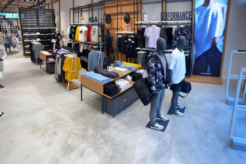 DeFacto, DeFactofit ve FallinLove konseptli 305'inci mağazasını açtı