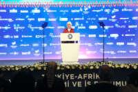 Emine Erdoğan: 'Afrika ile ekonomik ilişkilerimizde önemli bir yol kat ettik'