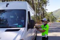 En çok trafik cezası araç plakalarına kesildi