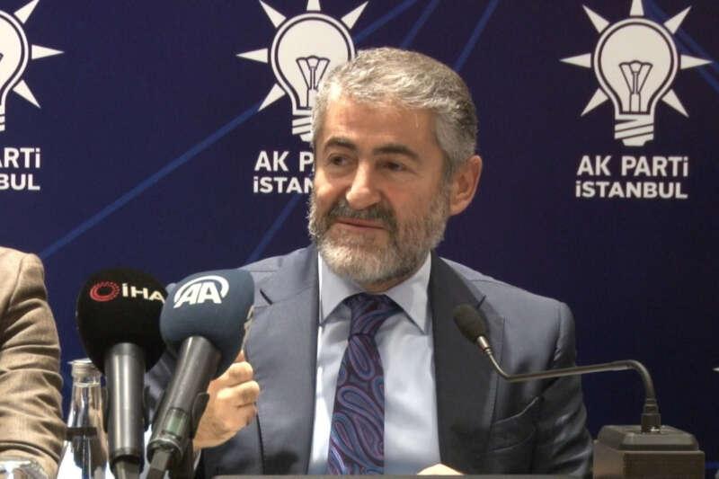 Hazine ve Maliye Bakan Yardımcısı Dr. Nurettin Nebati, 'TÜİK ve Merkez Bankası için algı çalışması yürütüyorlar'