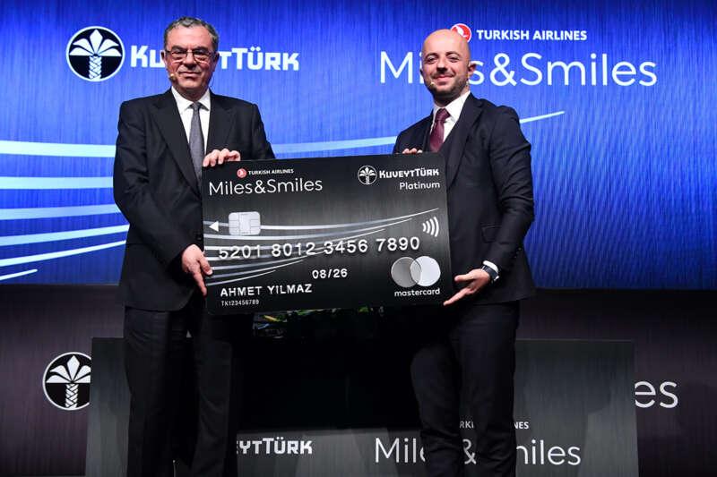 Kuveyt Türk ve Türk Hava Yolları'ndan iş birliği