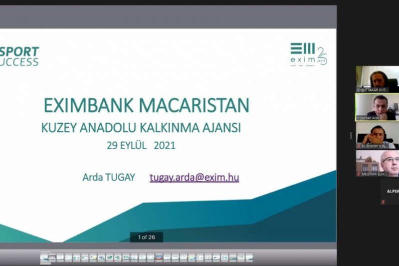 Macaristan ile ticari iş birliği toplantısı ticari fırsatlara kapı araladı
