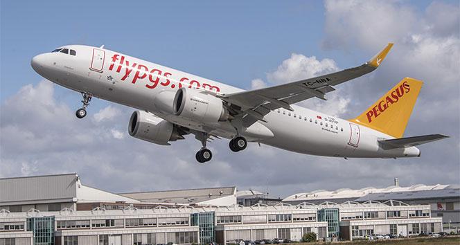 Pegasus Hava Yolları, '2050'ye kadar Net Sıfır Karbon Emisyonu' taahhüdünde bulundu