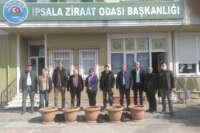 TARSİM heyeti Edirne'de