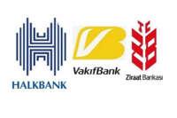 Ziraat Bankası, Vakıfbank ve Halkbank'tan kredi faiz oranlarında indirim